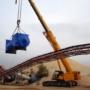 Frac Sand Processing Plant Installation
