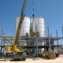 Resin Coated Frac Sand Plant Construction