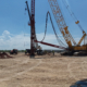 Installation of Silo Pile for Dry Sand Plant