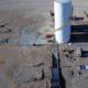 Erection of 30,000 Ton Frac Sand Silos
