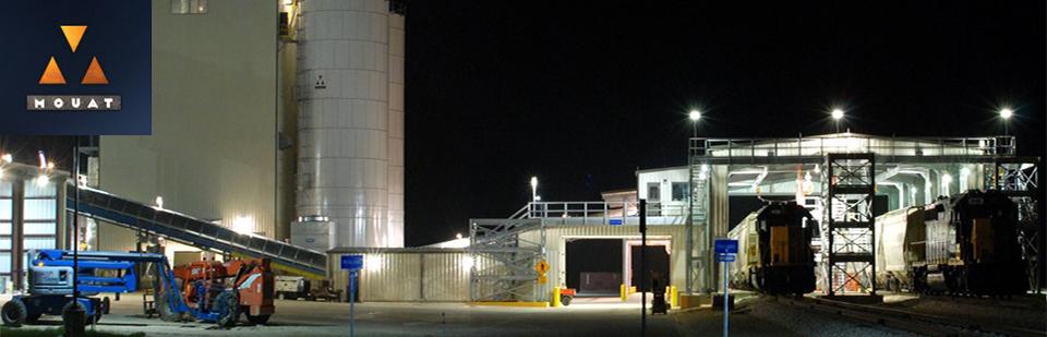 Frac Sand Transload Facilities